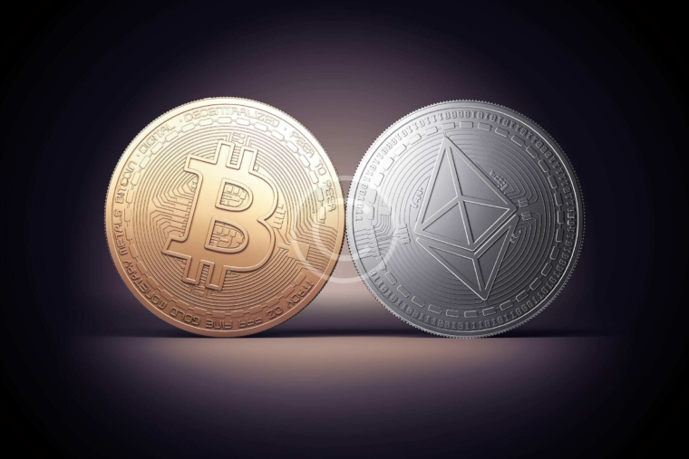 Ethereum, Bitcoin Prices Skid as Crypto Market Cap Reaches Monthly Low