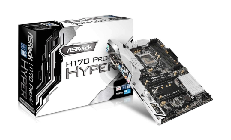 We Got Our Hands on an AsRock H110 Pro BTC+ 13x GPU Mining